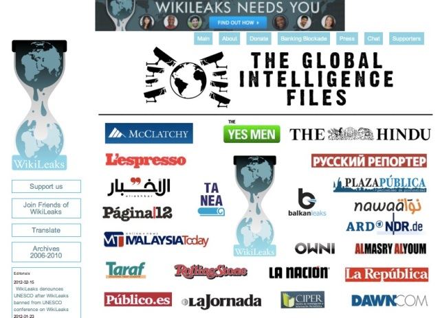 the+global+intelligence+files